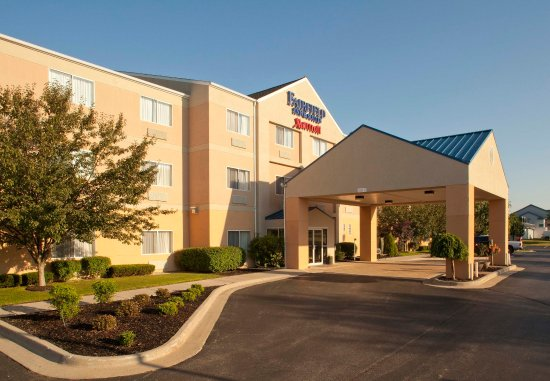 Fairfield Inn & Suites Mt. Pleasant