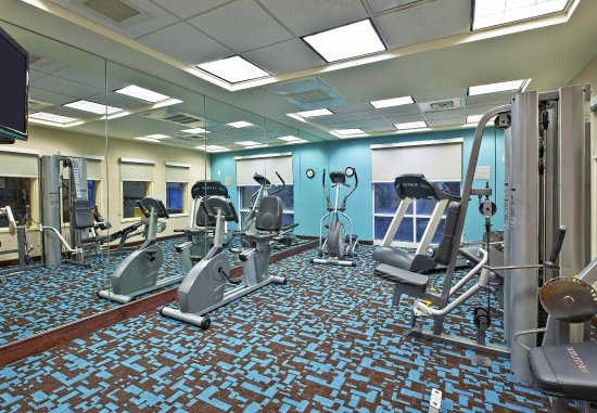 ‪‪East Ridge‬, ‪Tennessee‬: Fitness Center‬