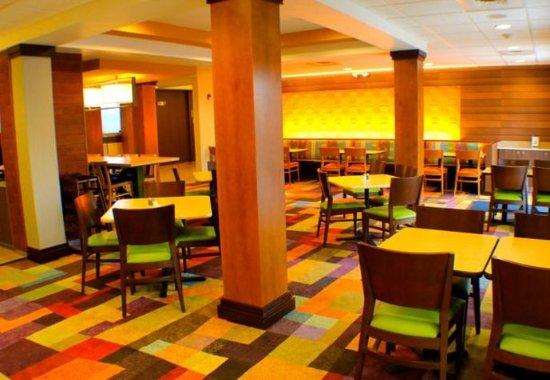Yakima, Вашингтон: Breakfast Area