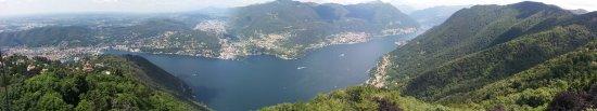 Brunate, Italia: Super panorama!