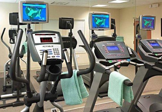 Romulus, MI: Fitness Center