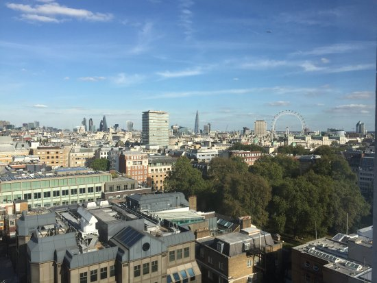 The Cavendish London: View from 14th floor