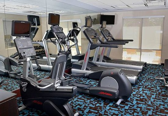Effingham, IL : Fitness Center