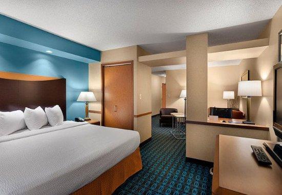 Elizabeth City, NC: Executive King Suite