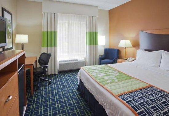 Beaverton, Oregón: King Guest Room