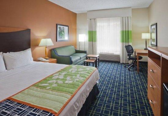 Beaverton, Oregón: Executive King Guest Room