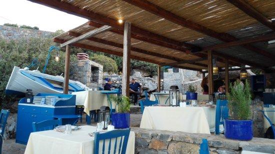 Blue Palace, a Luxury Collection Resort & Spa, Crete: Cretan Feast at Blue Door