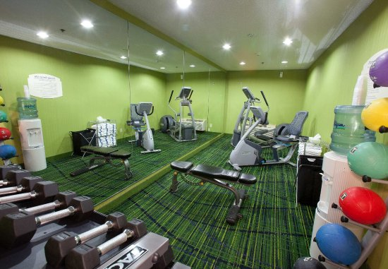 New Paris, OH: Fitness Center
