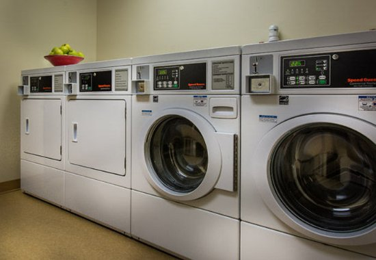 Chester, Wirginia: Guest Laundry Facilities