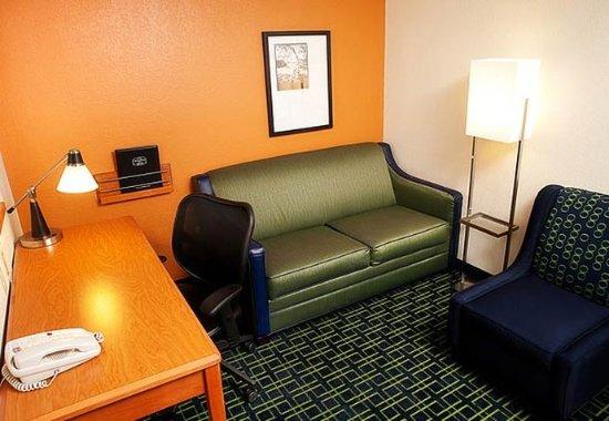 Mesquite, TX: Executive King Sitting Area