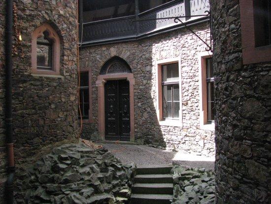 Trechtingshausen, Alemania: Burg Reichenstein