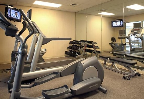 Fairfield Inn & Suites Cleveland Streetsboro: Fitness Center