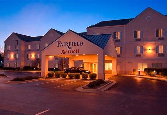 Fairfield Inn Princeton: Exterior