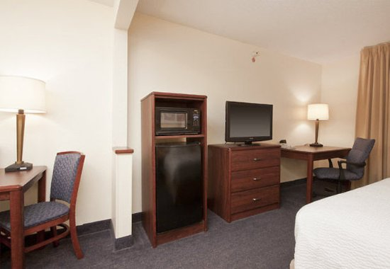 Liverpool, NY: Executive King Guest Room Amenities