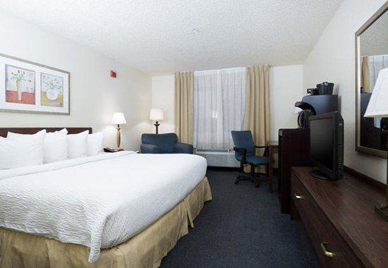 Roseville, Kaliforniya: King Guest Room