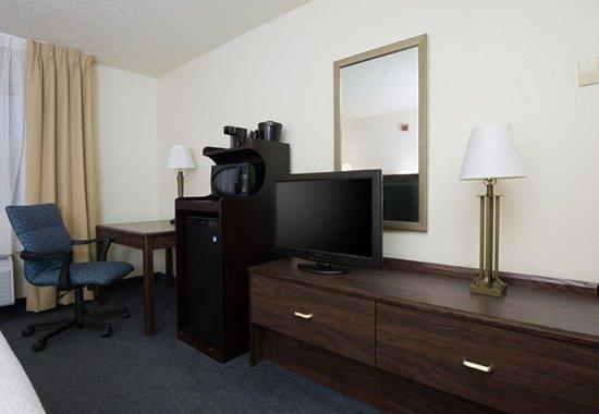 Roseville, Kaliforniya: King Guest Room - Amenities