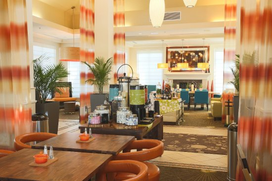 Hilton Garden Inn St. Augustine Beach: Hilton Garden Inn Lobby