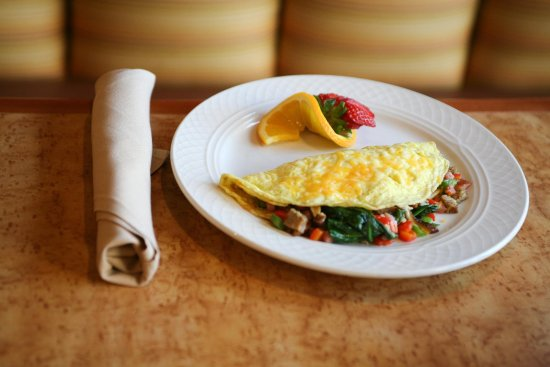 Terre Haute, IN: Breakfast Omlette