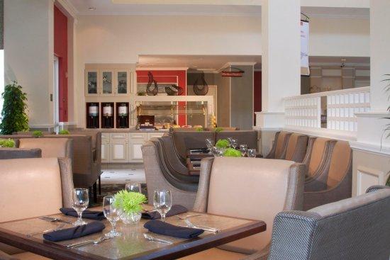 Hilton Garden Inn Jacksonville JTB / Deerwood Park: Great American Grill