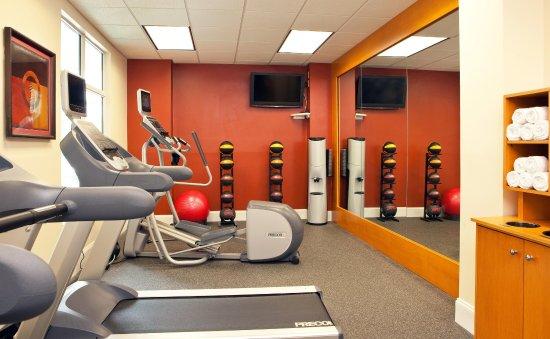 Fort Washington, Pensylwania: Fitness Center New