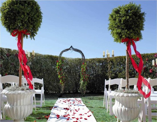 Duncanville, TX: Outdoor Wedding