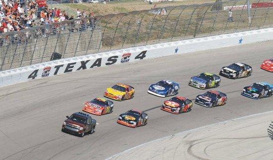 Irving, TX: Texas Racing