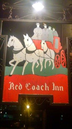 Foto de Red Coach Inn - Restaurant