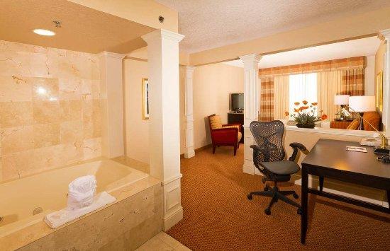 Hilton Garden Inn Daytona Beach Airport: 1 King Bed Evolution Whirlpool Suite
