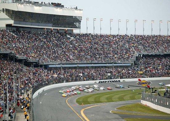 Hilton Garden Inn Daytona Beach Airport: Speedway