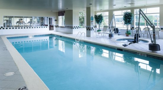 Rockaway, NJ: Heated Indoor Pool