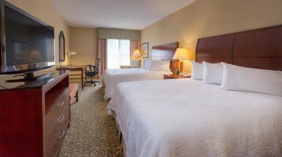 Meridian, MS: Two Queen Beds