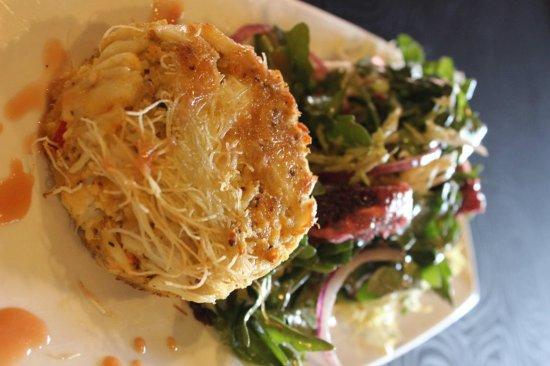 Canonsburg, Pensilvania: Crabcake Dinner