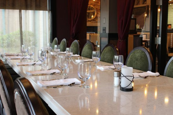 Canonsburg, PA: Private Dining