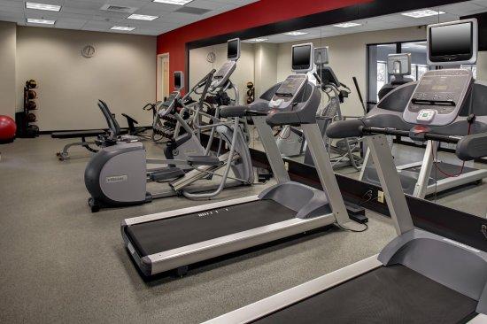วอลแทม, แมสซาชูเซตส์: Fitness Room