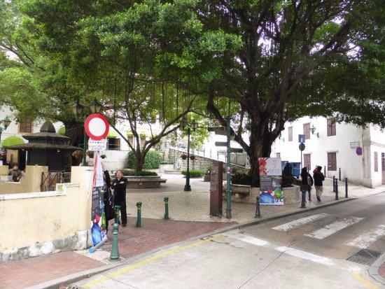 A Po Jing Square: リラウ広場3