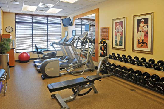 Oconomowoc, WI: Fitness Center