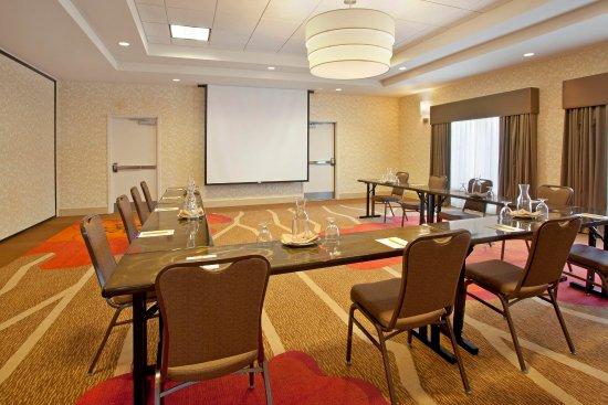 Aspen Meeting Room Picture Of Hilton Garden Inn Fort Collins Fort Collins Tripadvisor