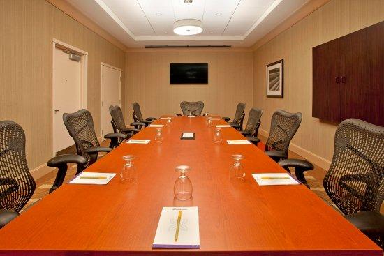 Aspen Meeting Room Picture Of Hilton Garden Inn Fort