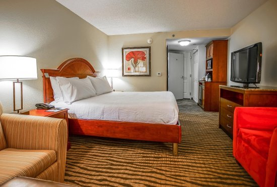Kankakee, IL: king guest room with sofa sleeper