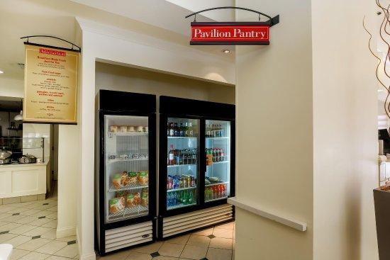 Hilton Garden Inn Tallahassee: Pavilion Pantry