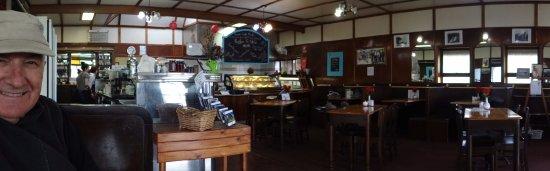 Inside Ravenshoe Visitor Centre