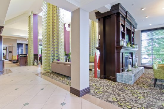 Hilton Garden Inn hotel in Ajax Ontario