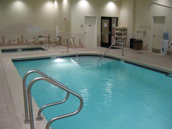 Yakima, Waszyngton: Indoor Pool & Whirlpool