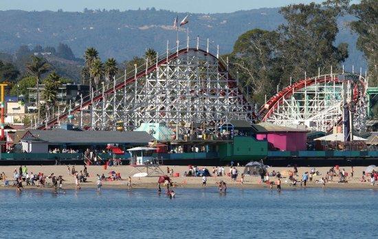 Cupertino, CA: Santa Cruz Boardwalk