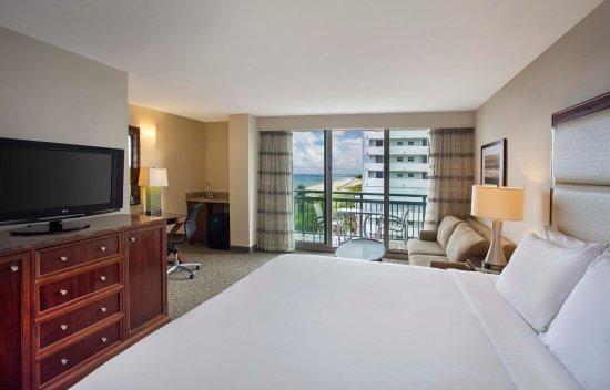 Сингер-Айланд, Флорида: King Oceanview Guest Room