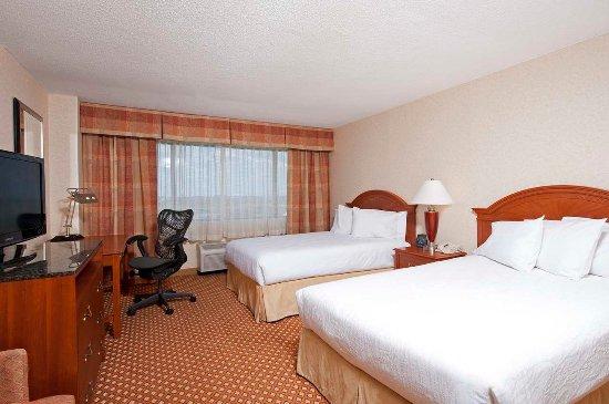 Hilton Garden Inn Detroit Southfield: 2 Queen Beds