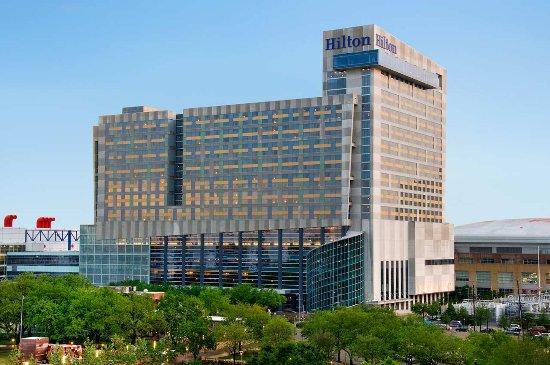 هيلتون أمريكاز - هيوستن: Welcome to Hilton Americas - Houston