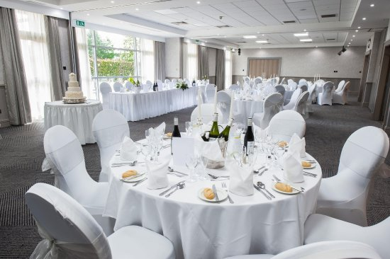 Bellshill, UK: Wedding Set Up