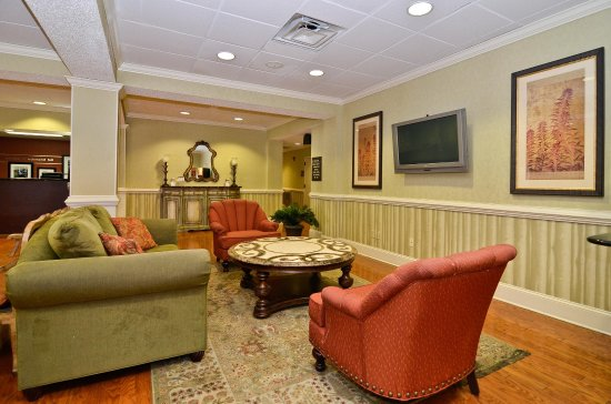 Richmond Hill, GA: Lounge Area