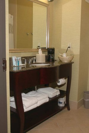 วาซาฮาชี, เท็กซัส: Bathroom Vanity